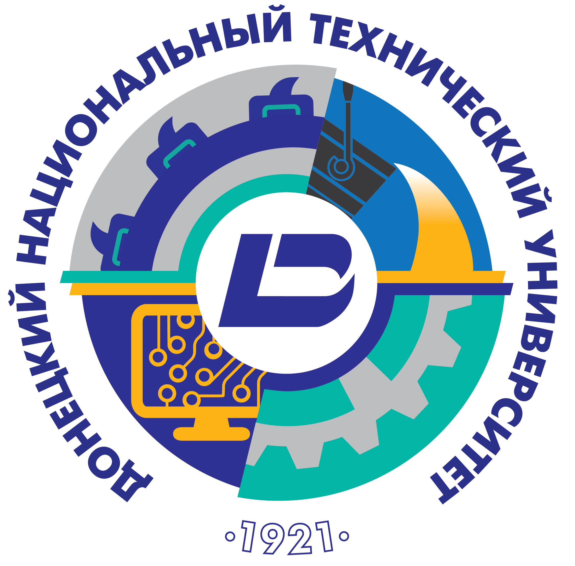 Logo for DonNTU