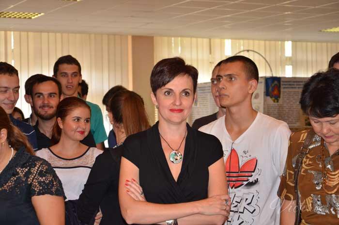 Creative exhibition in Donntu