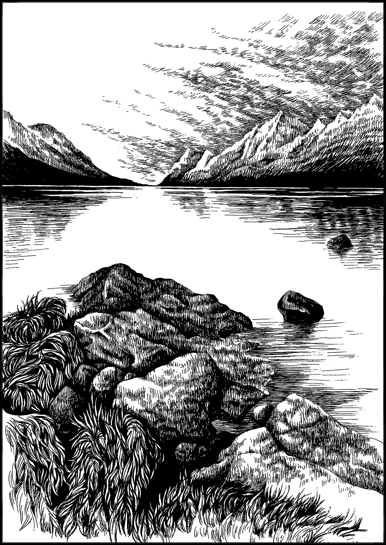 Norway landskape