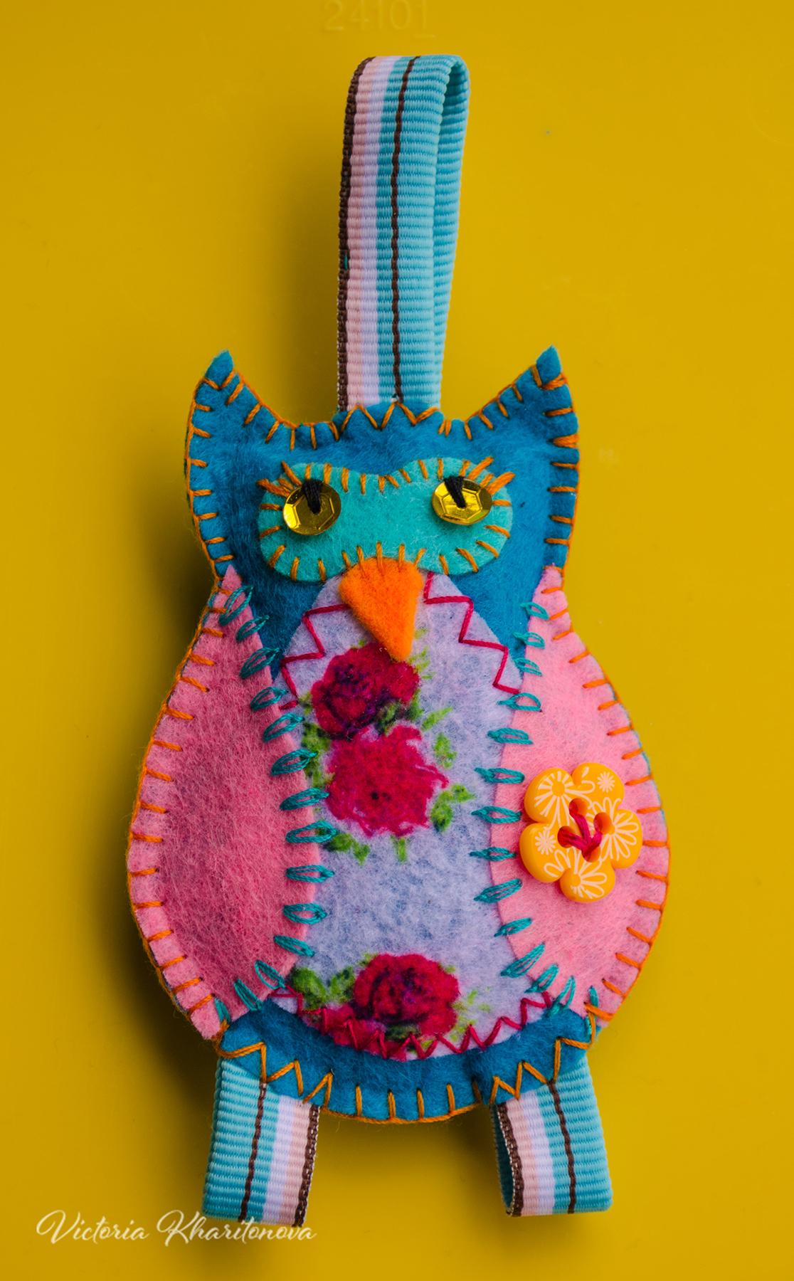 Сute owl